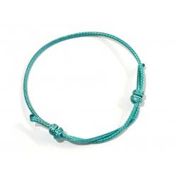 Thread Bracelet 1,5 mm - Turquoise