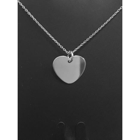 713e2e67cdc46 Silver Necklace - 925 Sterling Silver + BOX. New Reduced price! Narukvica  INFINITY s cirkonima - Srebro 925 + KUTIJA
