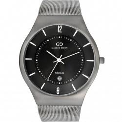 Muški ručni sat Giacomo Design TITANIO GD12002