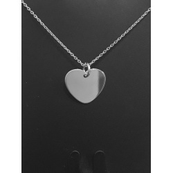 """Necklace w/ Pendant """"Infinity"""" - 925 Sterling Silver + BOX"""