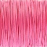 Cord 1mm - pink - 1m