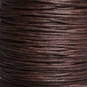 Cord 1mm - brown - 1m