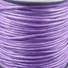 Cord 1mm - violet - 1m