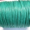 Cord 2mm - blue&green - 1m