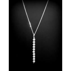 Ogrlica Anđeo - Srebro 925 + KUTIJA